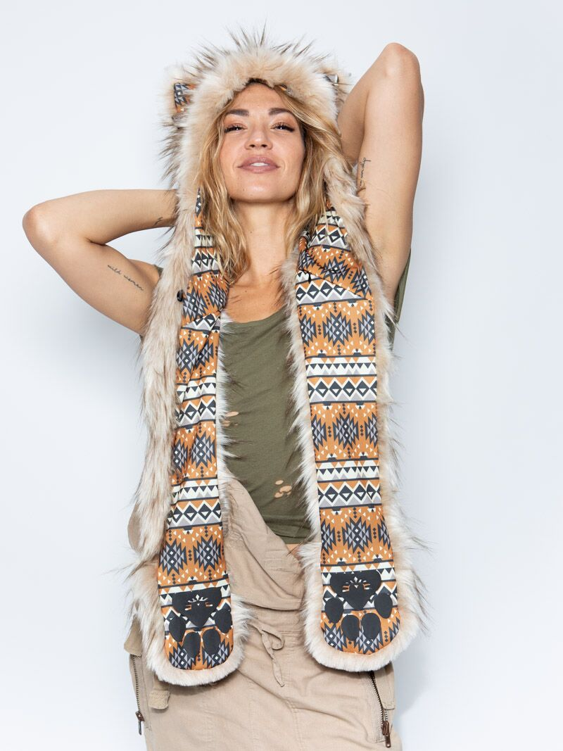 Segolia Wolf Collector Edition SpiritHood