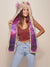 Collector Edition Platinum Fox Galaxy SpiritHood