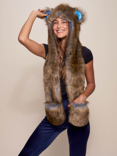 Collector Edition Honey Bear Galaxy SpiritHood - SpiritHoods