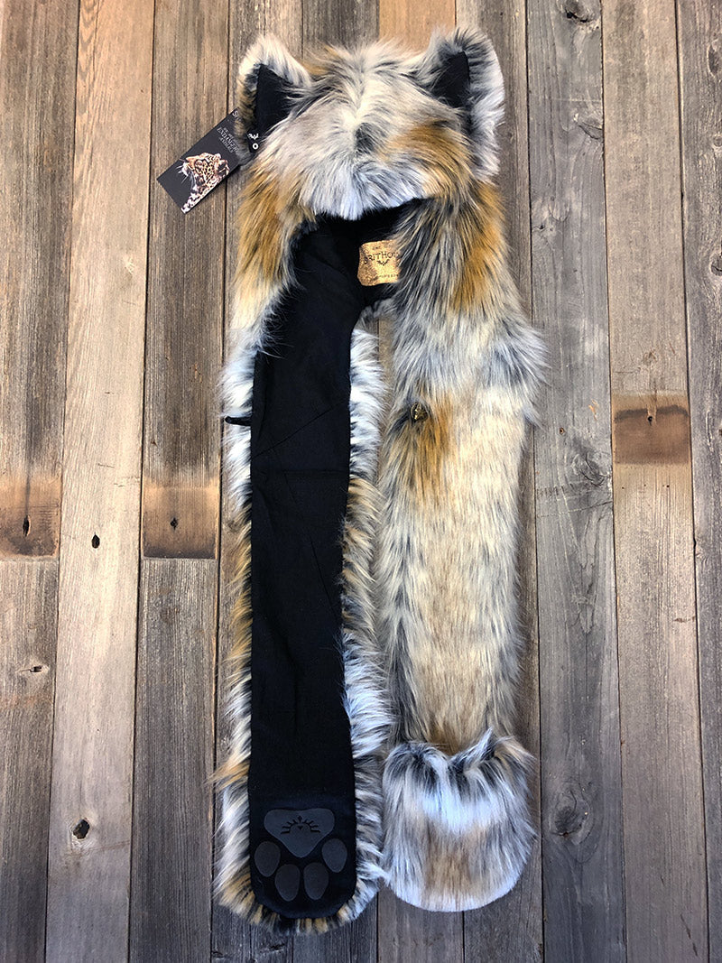 Unisex Arctic Fox Collector Edition SpiritHood