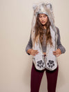Collector Edition Timber Wolf SpiritHood - SpiritHoods
