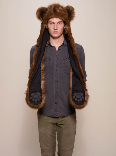 Limited Edition Golden Grizzly SpiritHood - SpiritHoods