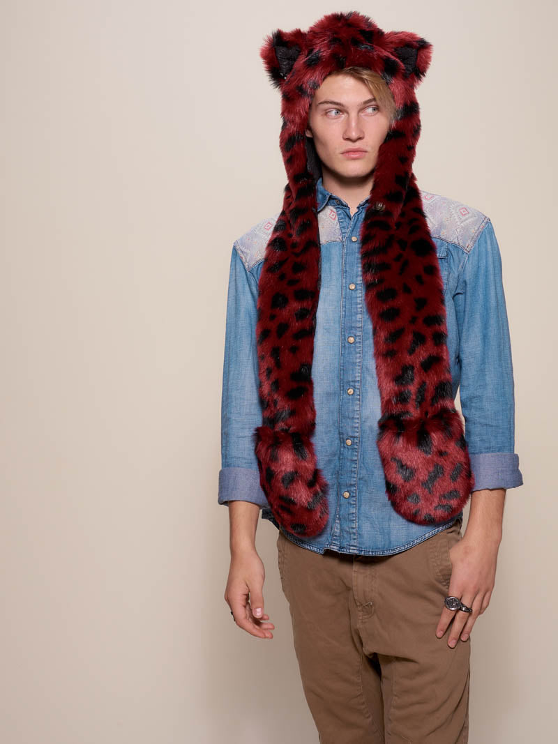 Wild Cat Collector Edition SpiritHood