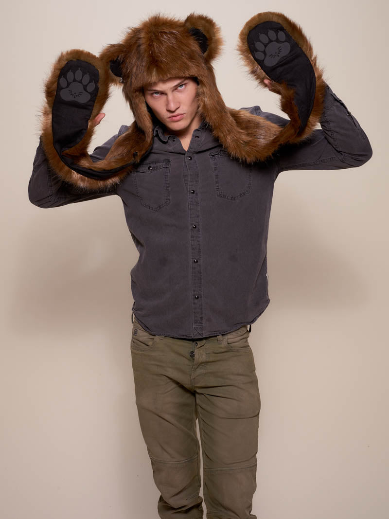 Limited Edition Golden Grizzly SpiritHood