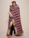 Wild Coyote Faux Fur Throw - SpiritHoods