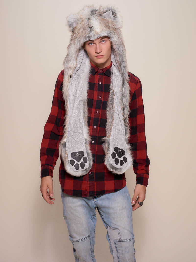 Collector Edition Timber Wolf SpiritHood