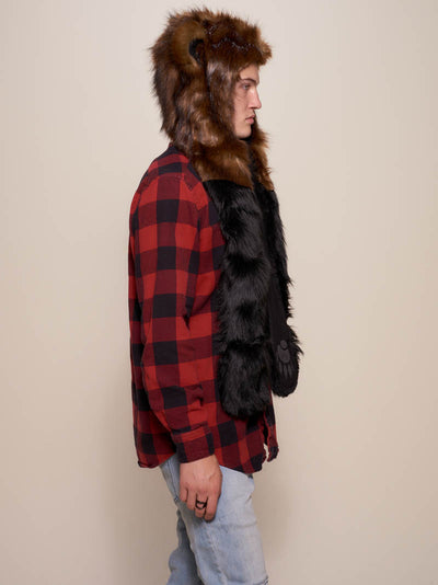 Collector Edition Wolverine Faux Fur SpiritHood - SpiritHoods
