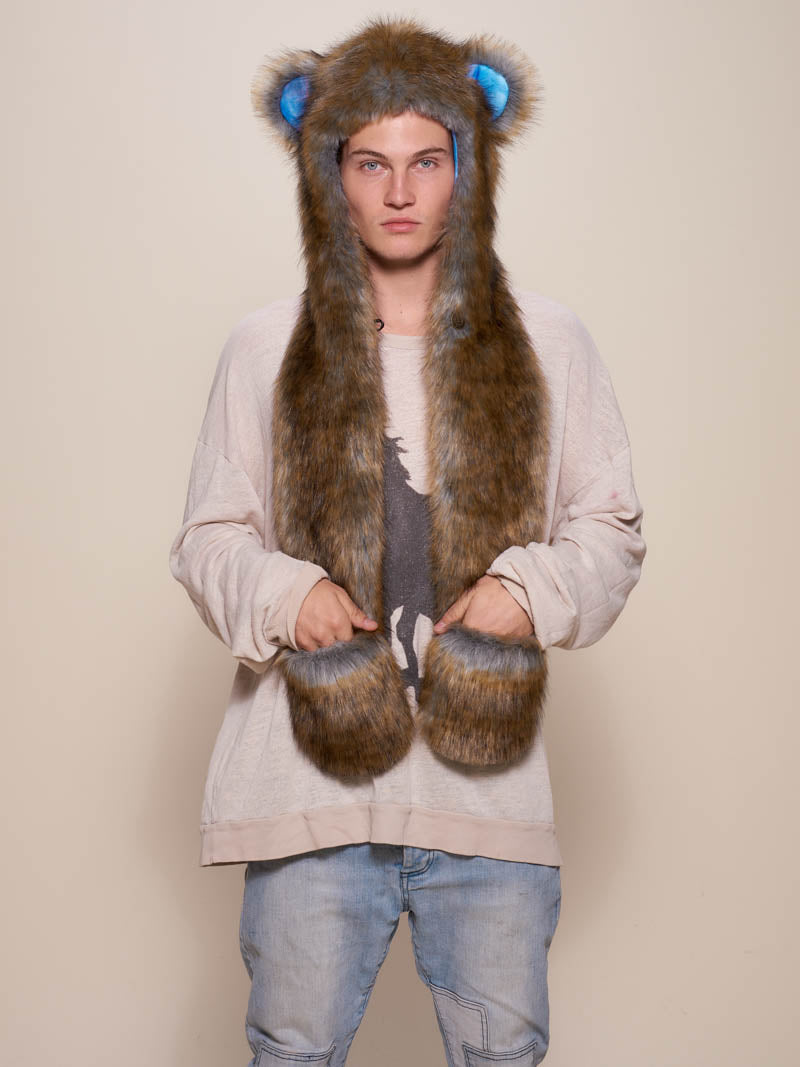 Collector Edition Honey Bear Galaxy SpiritHood