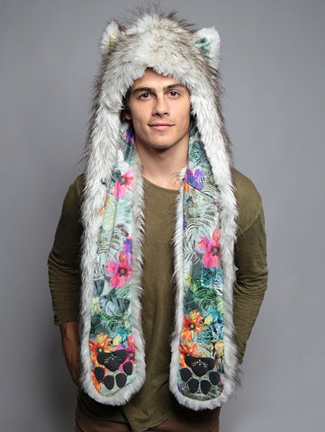 Siberian Fox Collector Edition SpiritHood
