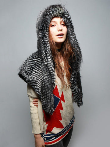 Warbler Shawl 2.0 Collector SpiritHood
