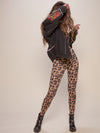 Limited Edition Jaguar Velvet Leggings - SpiritHoods