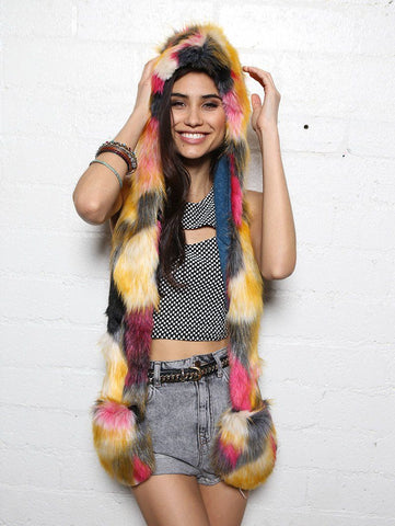 Monarch Butterfly SpiritHood
