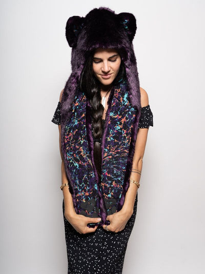 Collector Edition Midnight Wolf SpiritHood - SpiritHoods