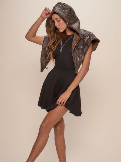 Collector Edition Pangolin Faux Fur Shawl - SpiritHoods