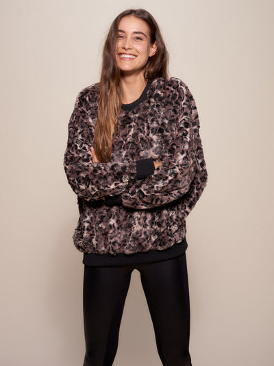 Bobcat Brown Luxe Sweater - SpiritHoods