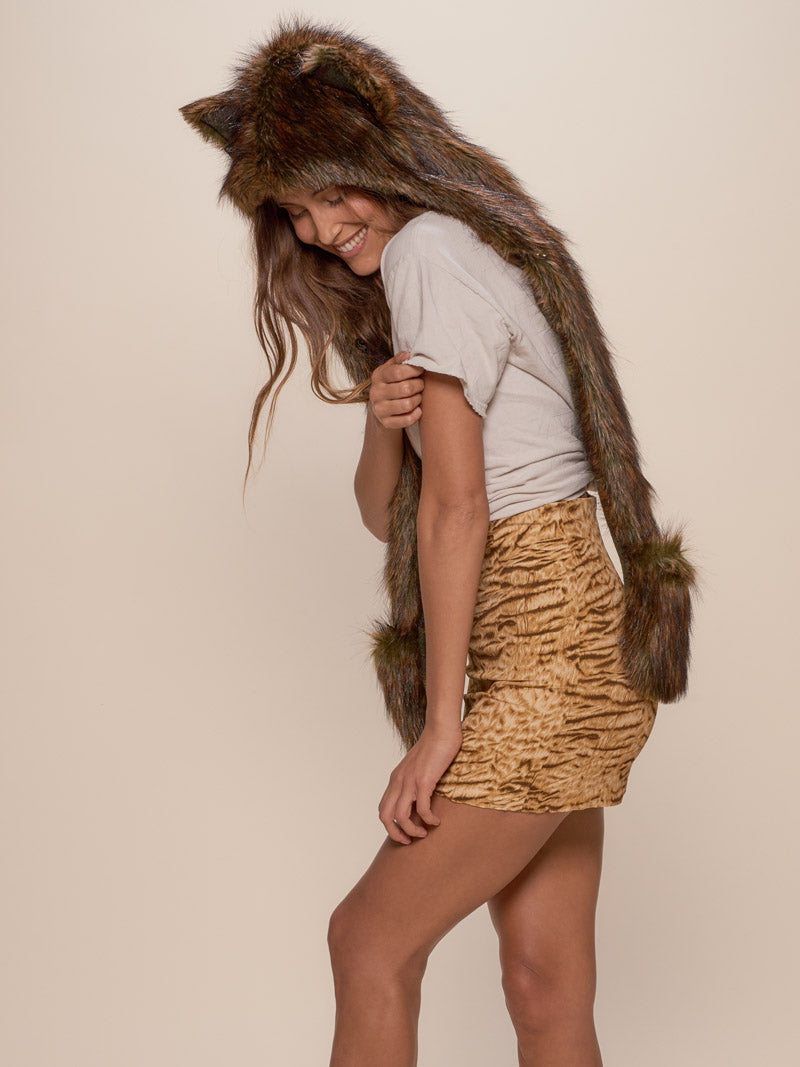 Forest Fox Italy Collector Edition SpiritHood - SpiritHoods
