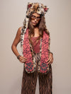 Collector Edition Leopard Faux Fur SpiritHood - SpiritHoods