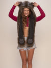 Siberian Brown Bear Collector Edition SpiritHood - SpiritHoods