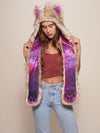 Collector Edition Platinum Fox Galaxy SpiritHood - SpiritHoods
