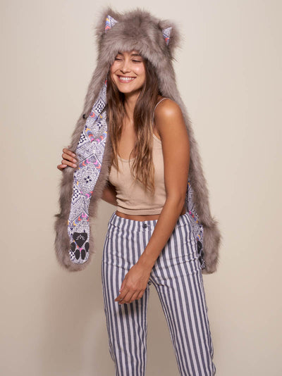 Collector Edition Northern Star Wolf SpiritHood - SpiritHoods