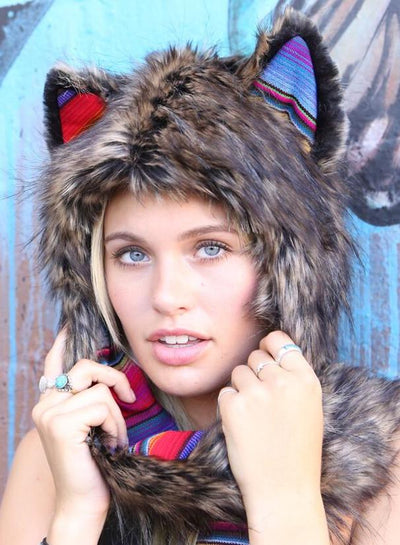 Mountain Fox Collectors Edition Unisex SpiritHood - SpiritHoods