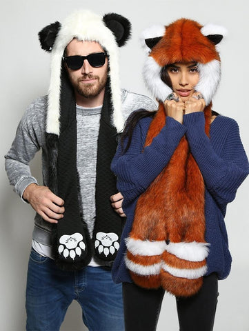 Panda + Red Panda Bundle *Unisex*