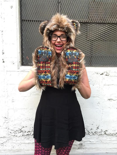 Brown Bear Collectors Edition SpiritHood - SpiritHoods