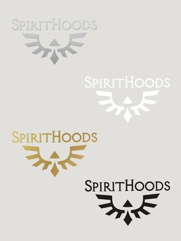 4 Pack SpiritHoods Phoenix Decal Pack!