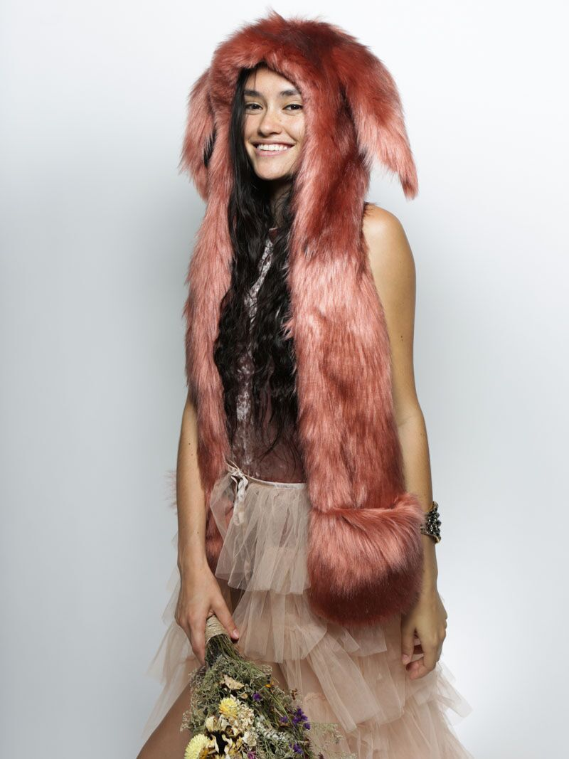 Collector Edition Rose Quartz Bunny SpiritHood