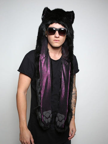 Black Wolf Collectors SpiritHood
