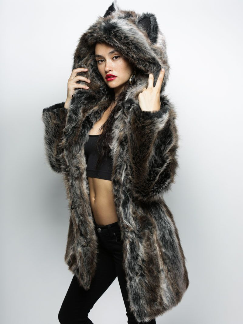 e0a3c8bf4 SpiritHoods® Official Website | Animal Inspired Faux Fur Clothing