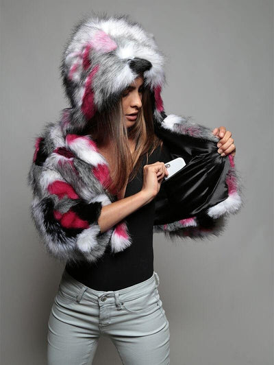 Hooded Open Crop SpiritHood - SpiritHoods