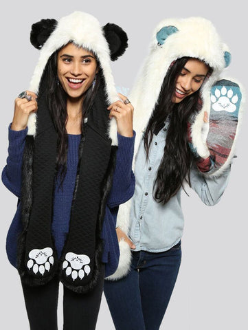Panda + Polar Bear Bundle *Unisex*