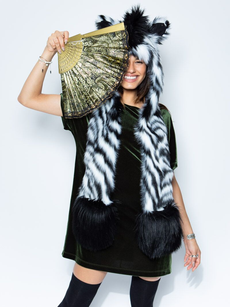 Zebra Collectors Edition SpiritHood