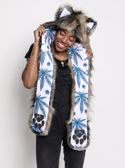 Smokey Mountain Wolf Collector Edition SpiritHood - SpiritHoods