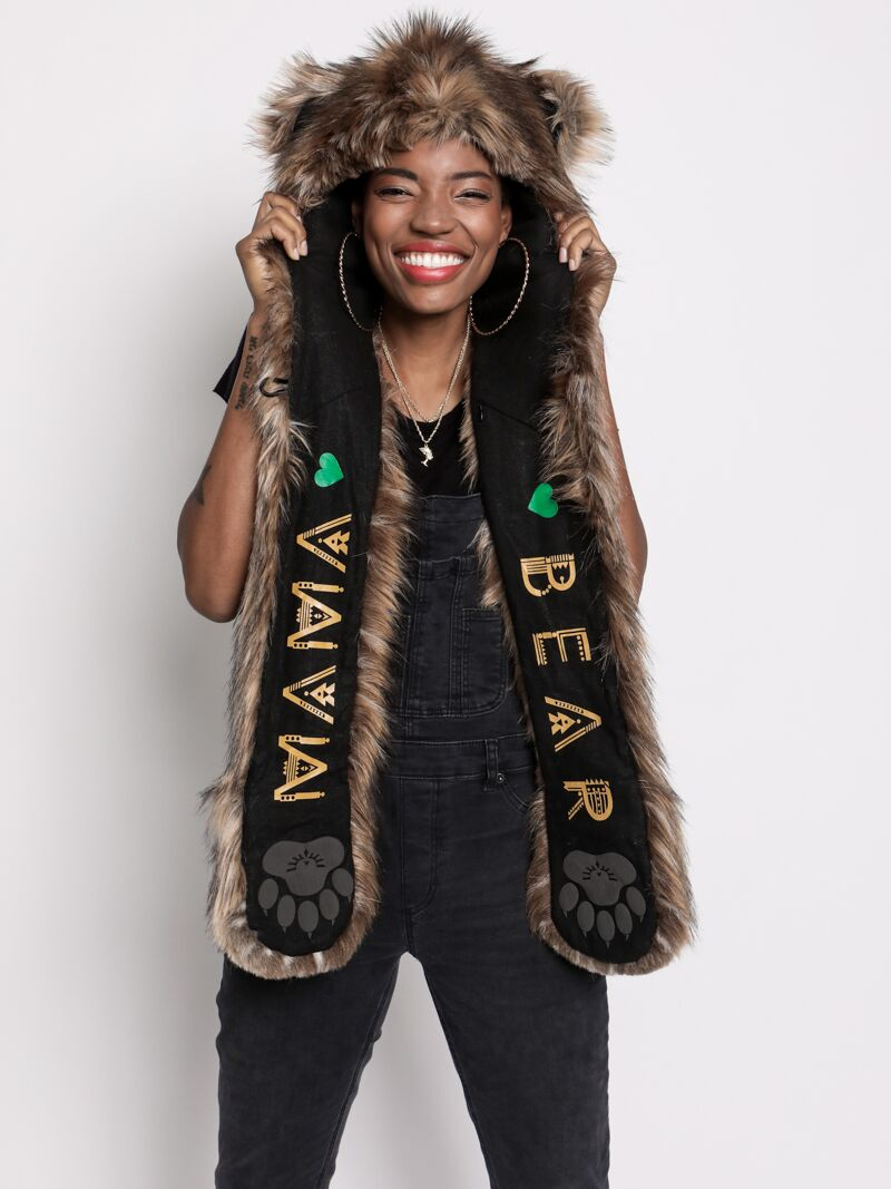 Limited Edition Mama Bear SpiritHood