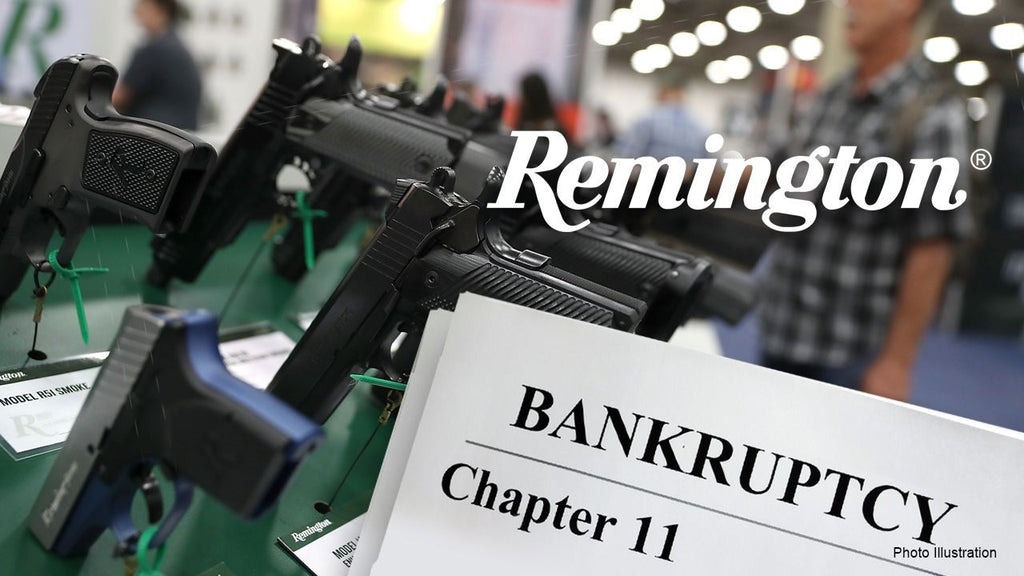 Remington Bankruptcy Update