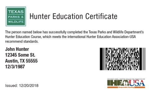 Texas Hunting Regulations Overview