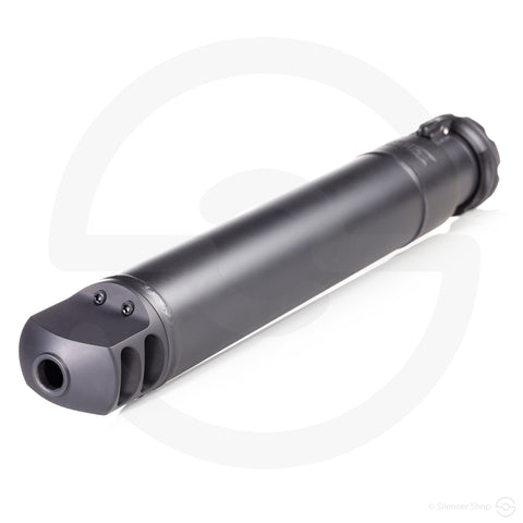 Barrett QDL - Black Waymore Silencers Houston Texas