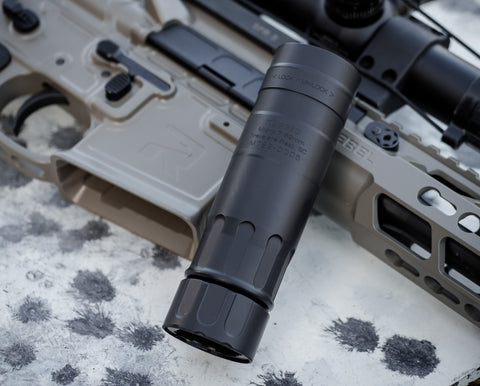 RUGGED SUPPRESSORS Micro30 - Waymore Silencers