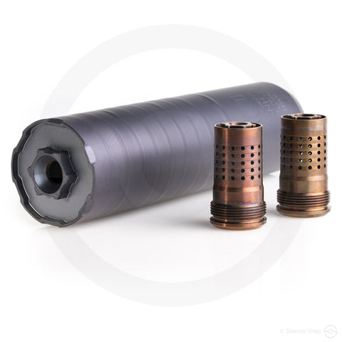 Q SUPPRESSORS Trash Panda - Waymore Silencers