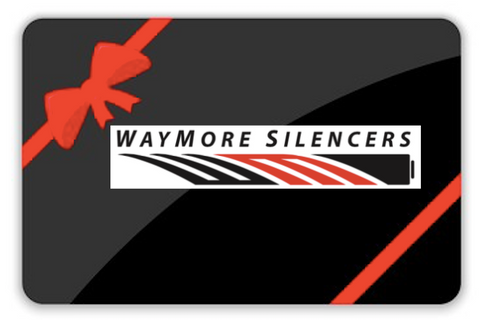 Gift Card - Waymore Silencers