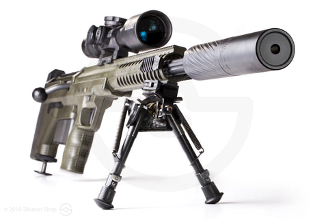 Thunder Beast Arms TBAC .338  ULTRA - Waymore Silencers