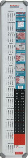 Year Planner Magnetic