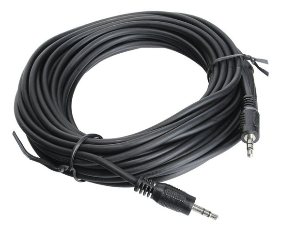 Cable Audio 3 5mm Jack Jack 20m