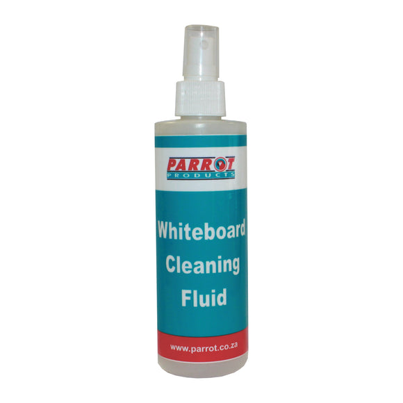 Cleaning Fluid Whiteboard 250 Ml Carded