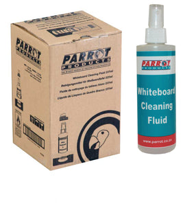 Cleaning Fluid Whiteboard 250 Ml Uncarded Box Of 6