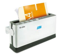 DSB Thermal Binder TB 200e