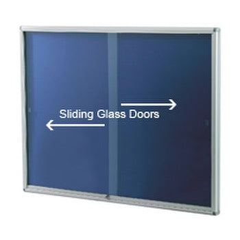 Display Case Pinning Board 1200x900mm