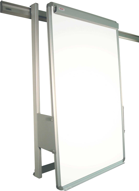 Easy Rail Flipchart Magnetic 1000 640mm